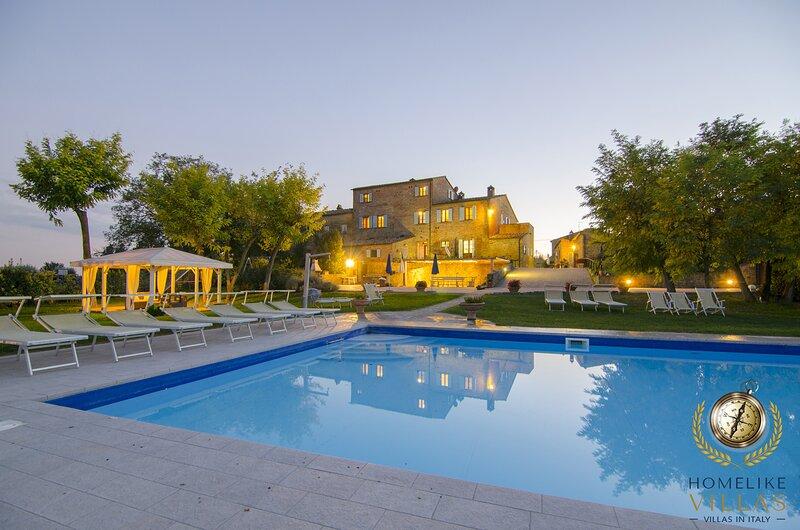 Villa Margherita, holiday rental in Fratticciola