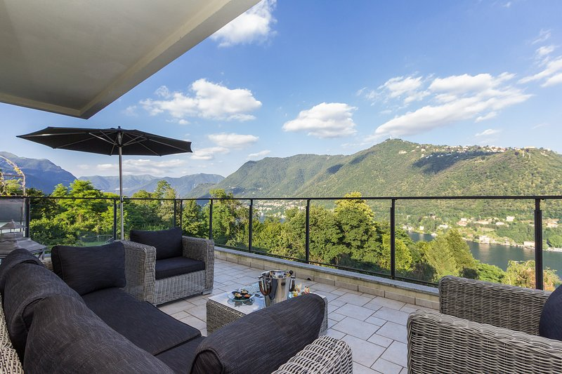 Villa Magia del Lago, location de vacances à Cernobbio
