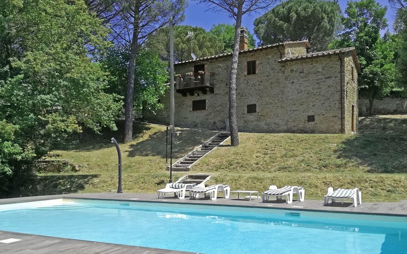 Villa il Podere, vacation rental in Pieve di Chio