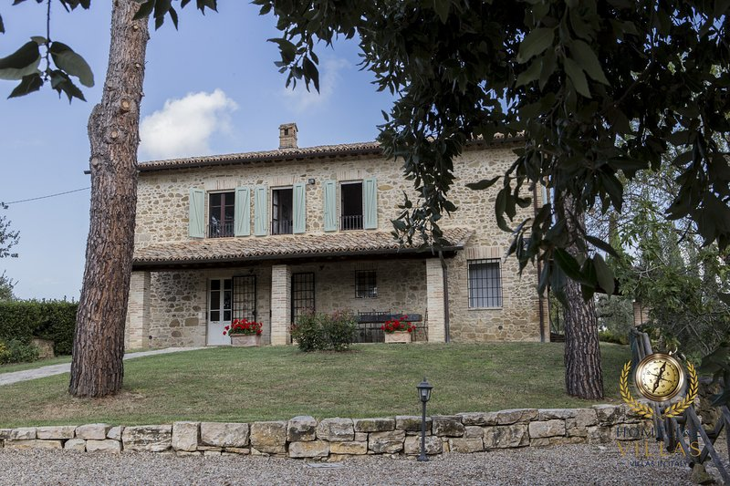 Villa Tre Pini, vacation rental in Canalicchio