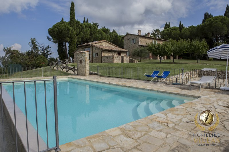 Villa Silente, alquiler vacacional en Marcellano