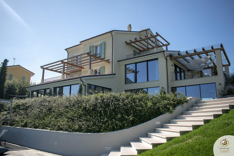 Villa Sogno Adriatico, vacation rental in Sambucheto