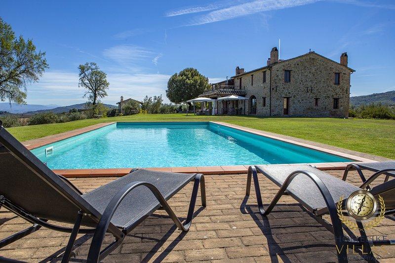 Villa Dindiri, casa vacanza a Marsciano