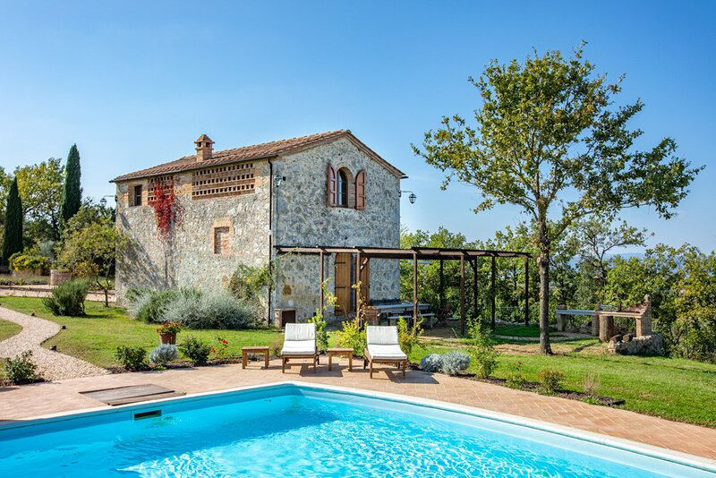 Villa Décor, Ferienwohnung in Bagnaia
