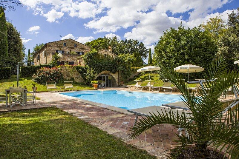 Villa Eos, location de vacances à Orciano di Pesaro