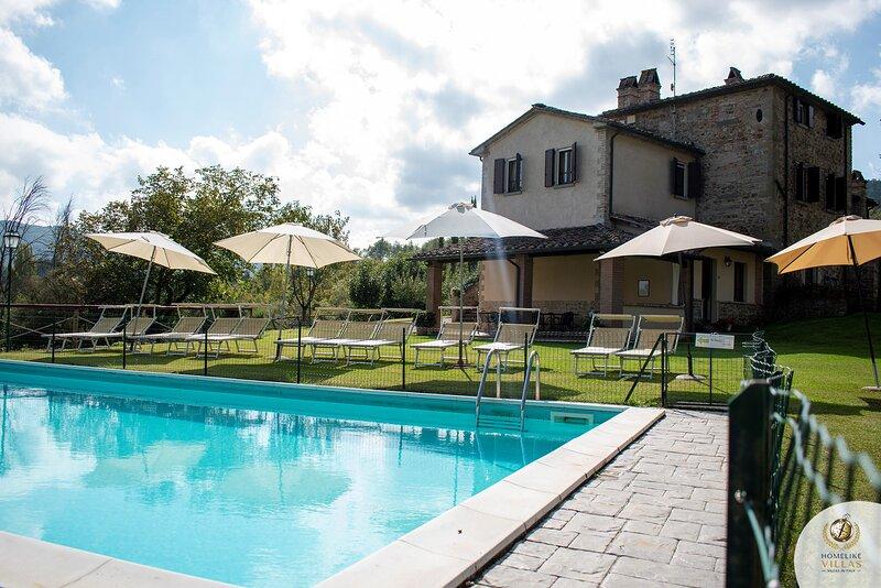 Villa Tulipano, vacation rental in Trestina