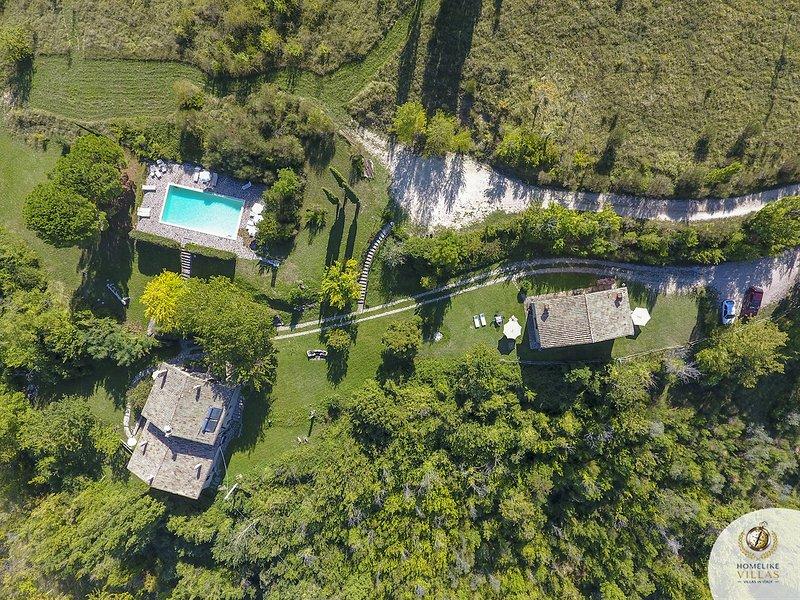 Villa del Parco, location de vacances à San Presto