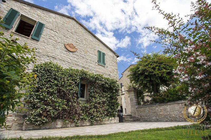 Villa Le Colline, location de vacances à Appignano