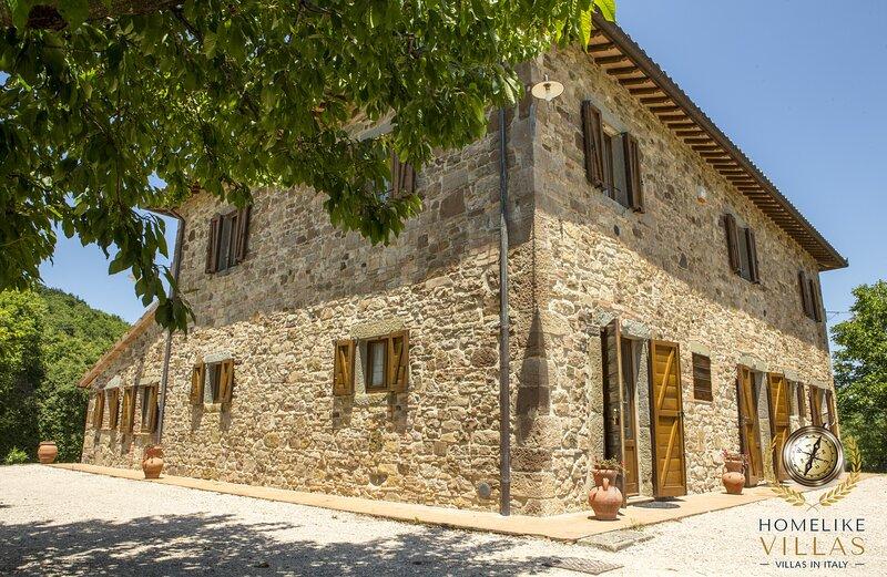 Villa Orizzonte, alquiler vacacional en Quadro