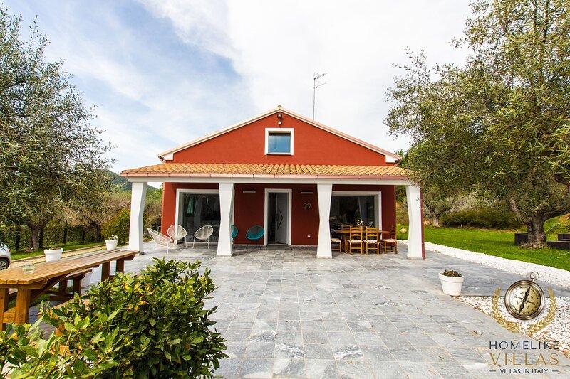 Villa Giorgi, location de vacances à Appignano