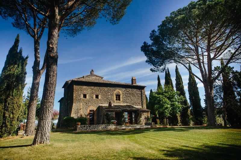 Villa Greta, holiday rental in Porano