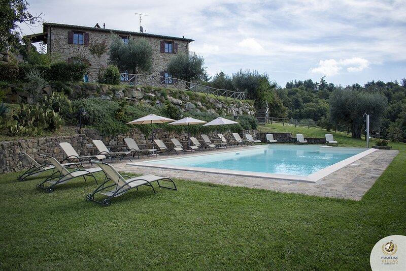 Villa Val di Luce, casa vacanza a Castel Rigone