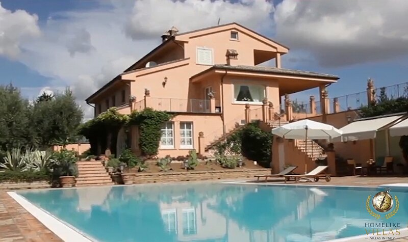 Villa delle Marche, vacation rental in Santa Maria Apparente