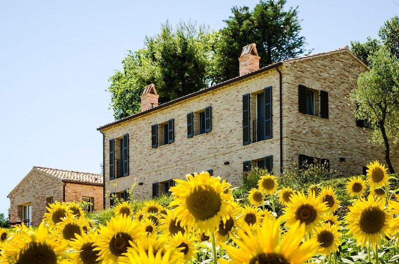 Villa Santa Elisabetta, holiday rental in Castel Colonna