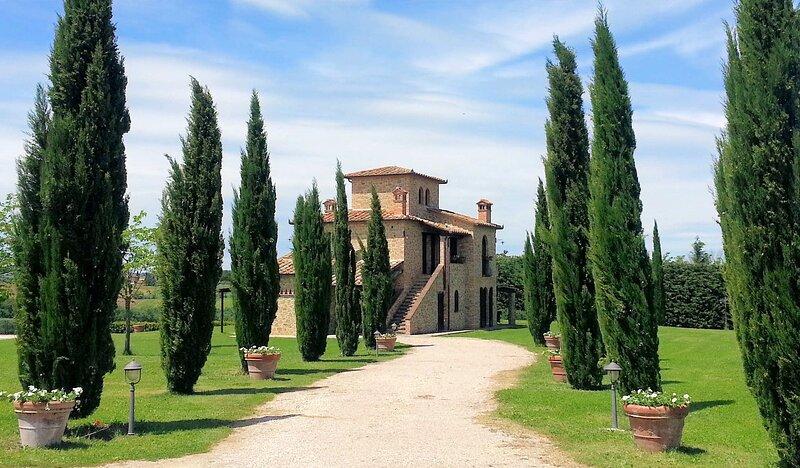 Villa Eterea, location de vacances à Castiglione del Lago