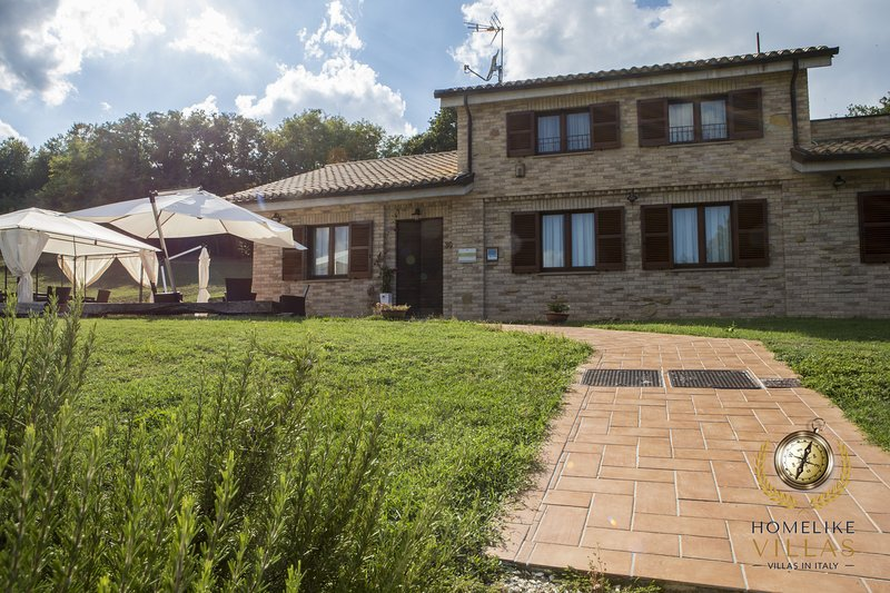 Villa Domus, holiday rental in Piane di Falerone
