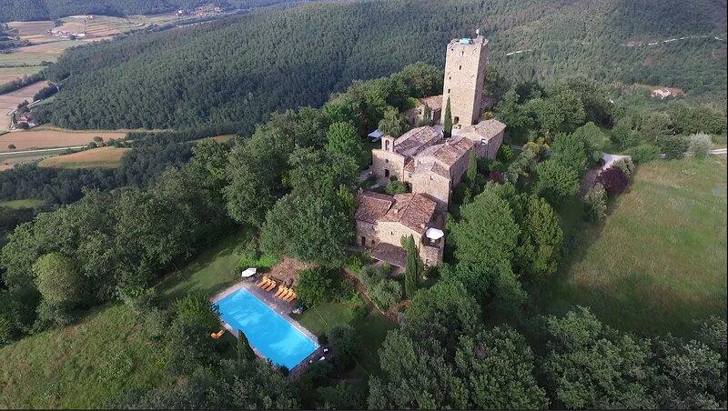 Villa Borgo Pietra Antica, location de vacances à Mercatello