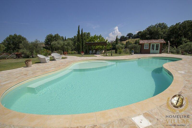 Villa il Rovereto, holiday rental in Mondavio