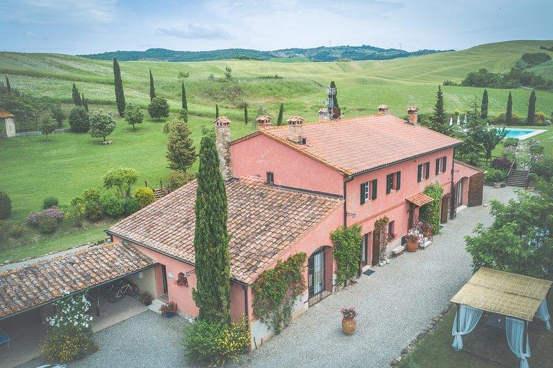 Villa D'Orcia, holiday rental in Bagno Vignoni