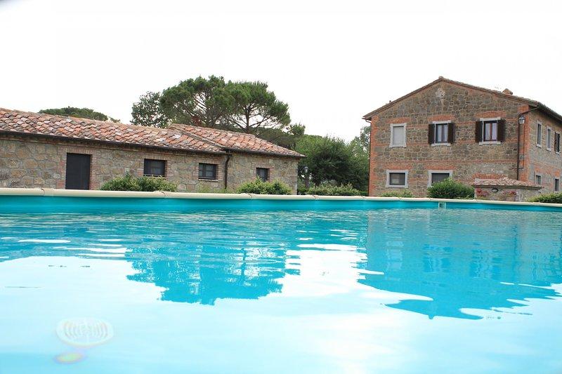Villa Vittoria, holiday rental in Gallina