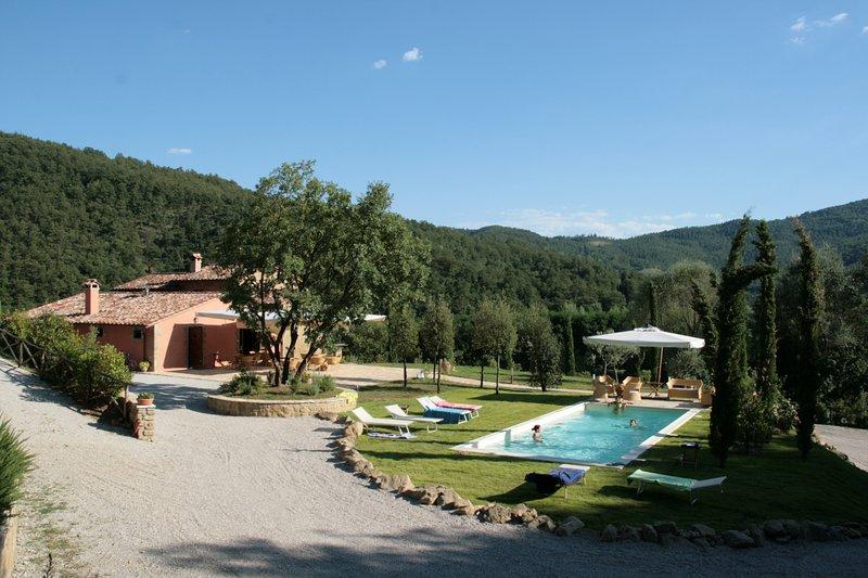 Villa Federica, location de vacances à San Leo Bastia