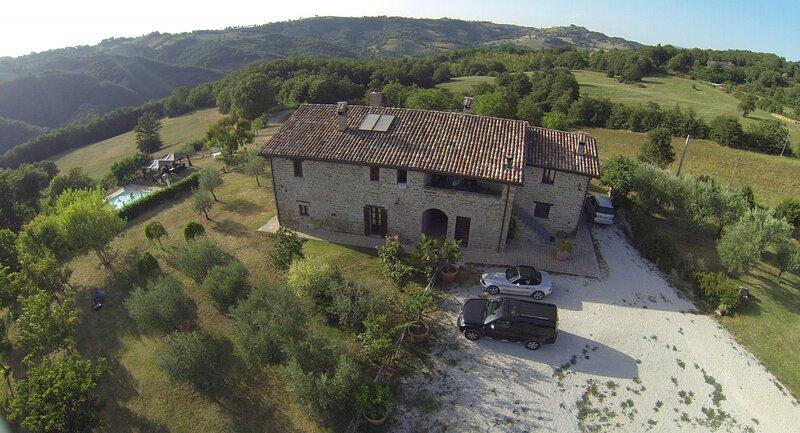 Villa Cardellini, location de vacances à Gubbio