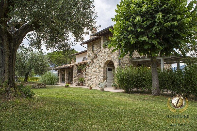 Villa Il Segreto, holiday rental in La Bruna