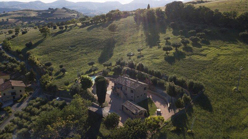 Villa alla Torre, holiday rental in Tolentino