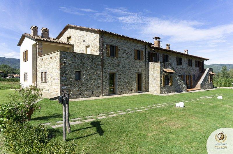 Villa della Valle, vacation rental in Lisciano Niccone