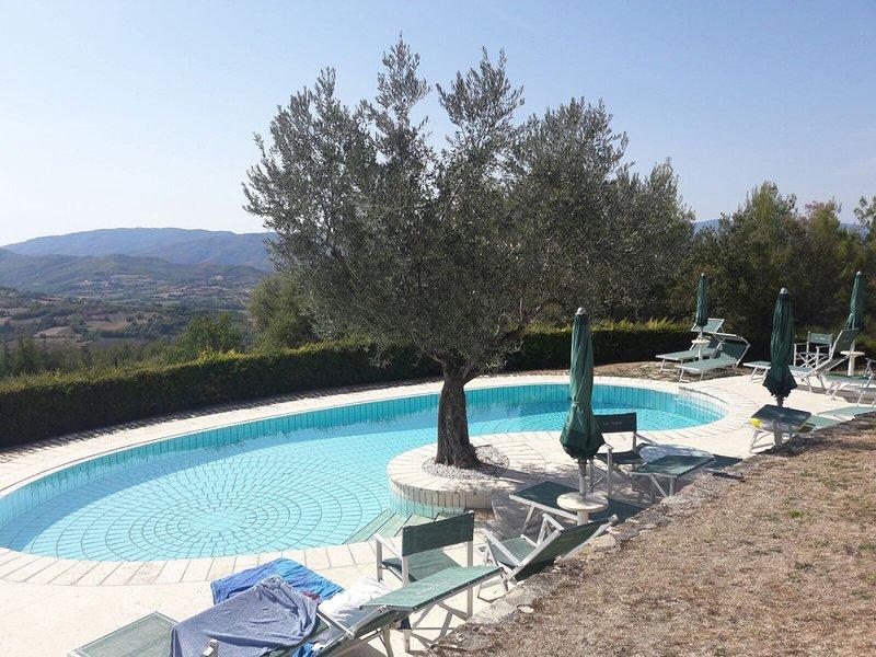 Villa Storie di Borgo, Ferienwohnung in Lippiano