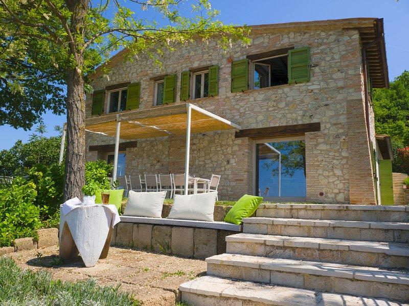 Villa Luna, aluguéis de temporada em Cantiano