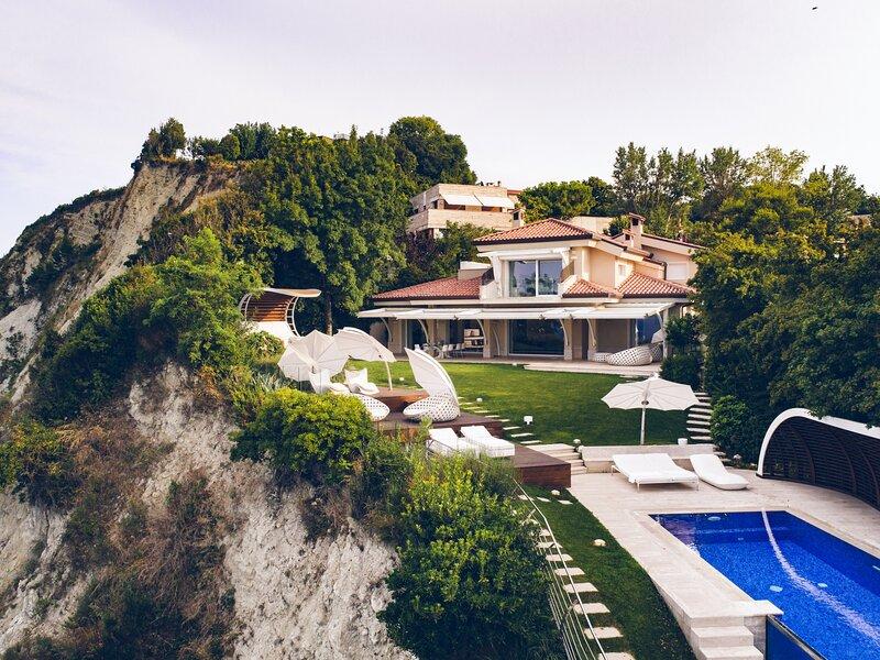 Villa del Conero, vakantiewoning in Ancona