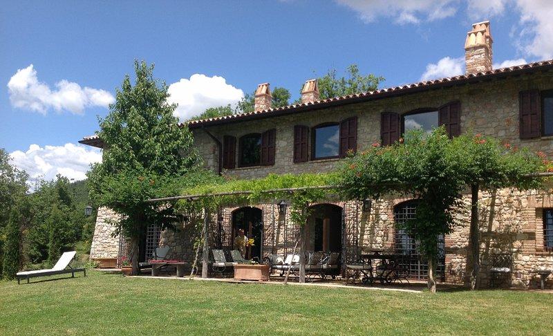 Villa Eralda, alquiler vacacional en Marcellano