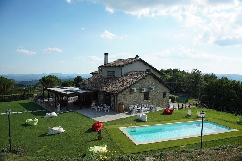 Villa Panorama, holiday rental in Lerchi