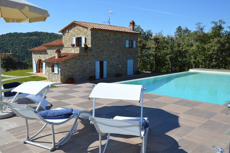Villa Memento, holiday rental in Palazzo del Pero