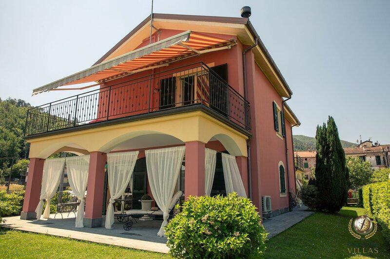 Villa Cinqueterre, vakantiewoning in Rocchetta di Vara