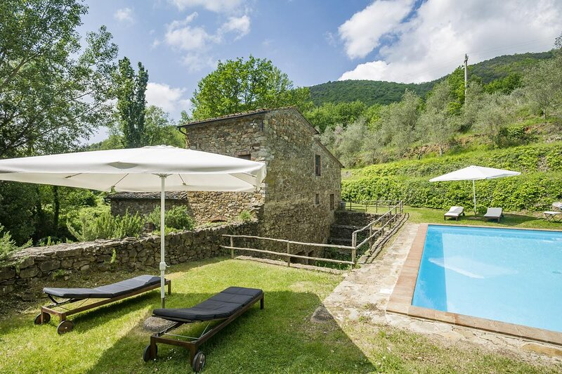 Villa Molino, holiday rental in Sant'Angelo in Colle