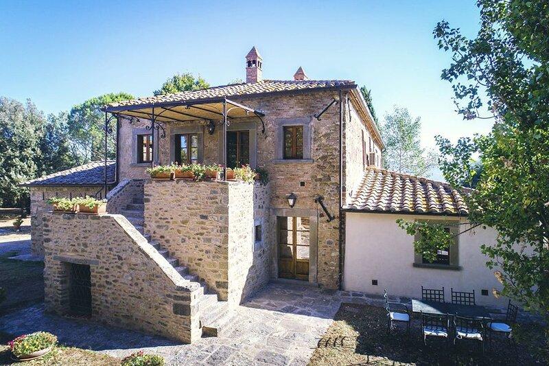 Villa Marri, holiday rental in Appalto