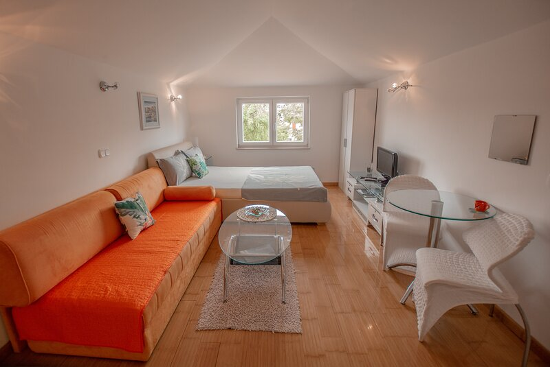 Sweetie - Studio apartment with shared pool - Funtana - Poreč, vacation rental in Funtana