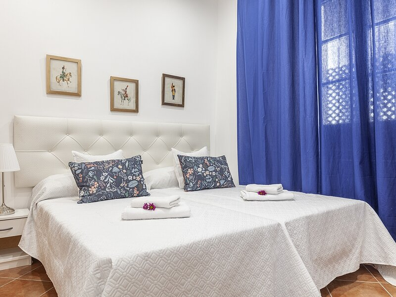 HOUSE OF LIGHT apt 2 -Elegant Old Town 2PX wifi tv ac, location de vacances à Las Navas de la Concepcion