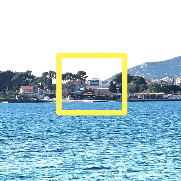 Romantic apartment with private Garden,Pool,Gym - Seaside villa,Vodice, holiday rental in Vodice