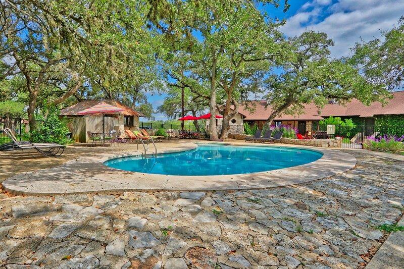 Stonehaven Ranch, location de vacances à San Marcos