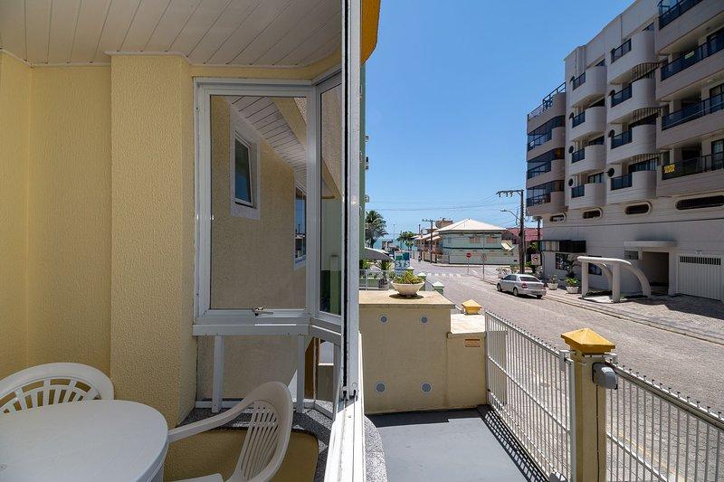 Aluguel Apartamento 3 quartos s 1 suíte 100m Mar Bombas SC, location de vacances à Bombas