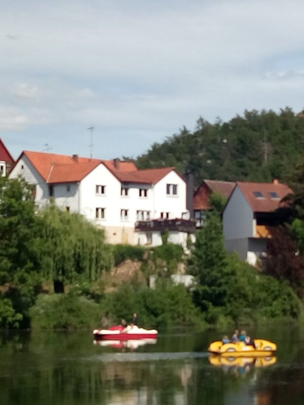 Nr 1 Apartment am Edersee, holiday rental in Bad Arolsen