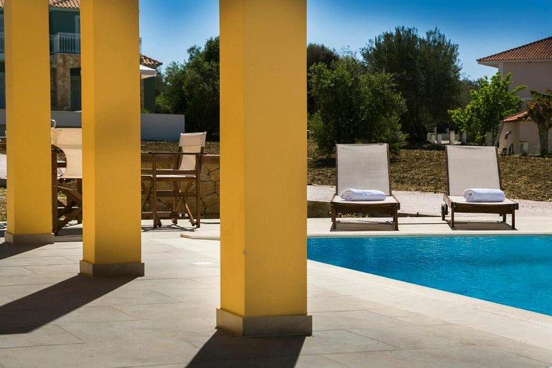 Villa Orion, location de vacances à Agia Pelagia