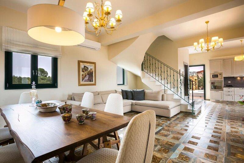 Villa Pleiades, location de vacances à Agia Pelagia