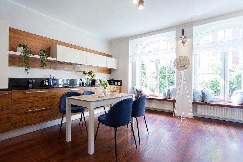 Marinus Apartments - Seaside, holiday rental in Jantar
