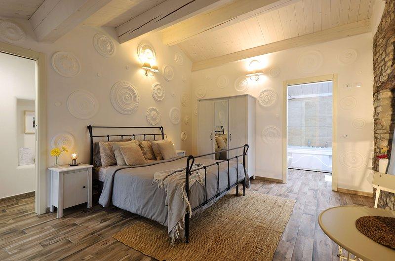 BeB IL RUDERE TEODORANO - MELDOLA, vacation rental in Predappio