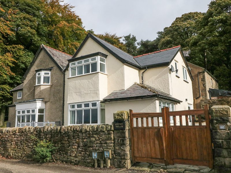 Coppice Hollow, Buxton, holiday rental in Rainow