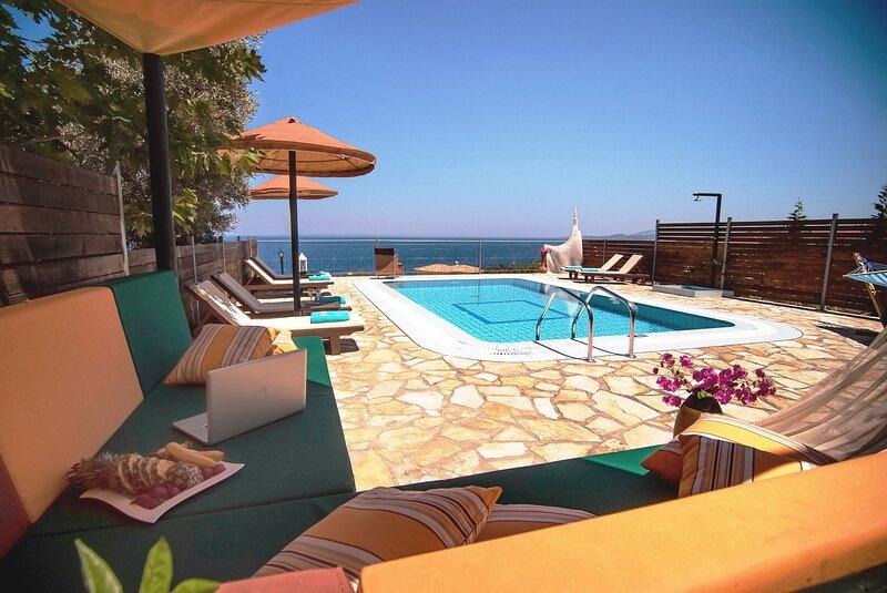 Jade Classic Villa, aluguéis de temporada em Skinaria